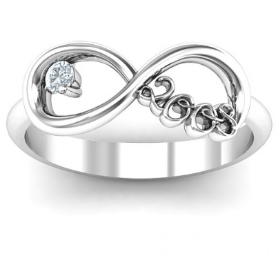 2008 Infinity Ring - The Name Jewellery™