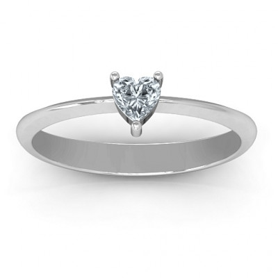 From the Heart Ring - The Name Jewellery™