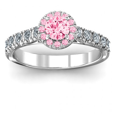 Graceful Shine Vintage Ring - The Name Jewellery™