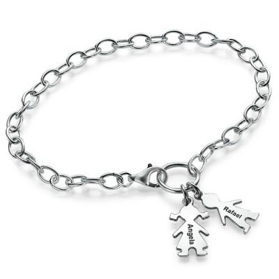 Mum Charm Bracelet/Anklet - The Name Jewellery™