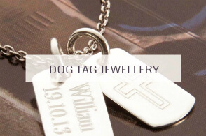 Dog Tag Jewellery