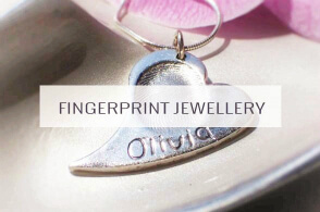 Finger Print Jewellery