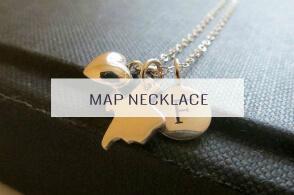 Map Jewellery