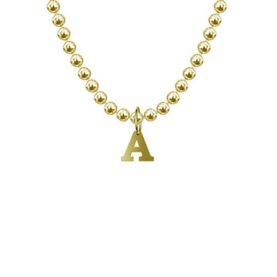 Alphallumer 18ct Gold Necklace / Bracelet - The Name Jewellery™