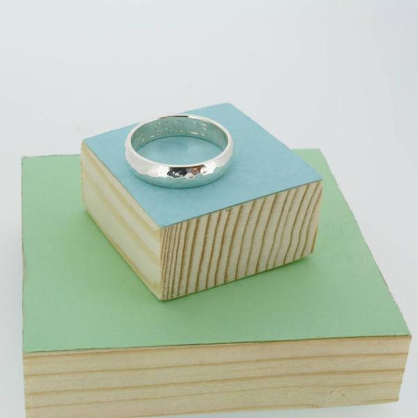 Mens Personalised Gunwalloe Ring - The Name Jewellery™