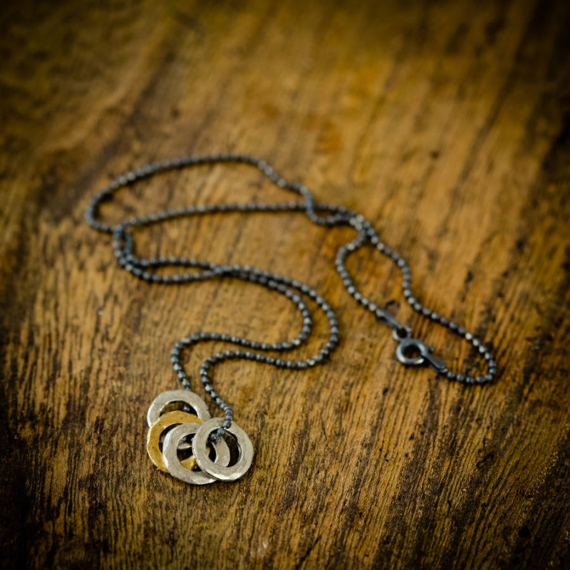 Mens Family Eternity Necklace - The Name Jewellery™ 984f87fcb